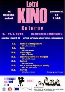[img: Letní kino Koterov - Kokule 2015]